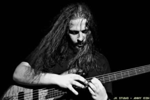 AJ Anasto - Andreas Anastopoulos - Schooldrivers Bass Player