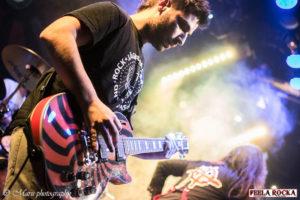 Schooldrivers at 8Ball Live Stage featuring Nikos Bonelis. Photo by Maru Photography - Feelarocka.gr