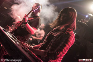 Marpi - Maria Papagrigoriou -Schooldrivers at Eightball Thessaloniki by Maru Photography - Feelarocka.gr